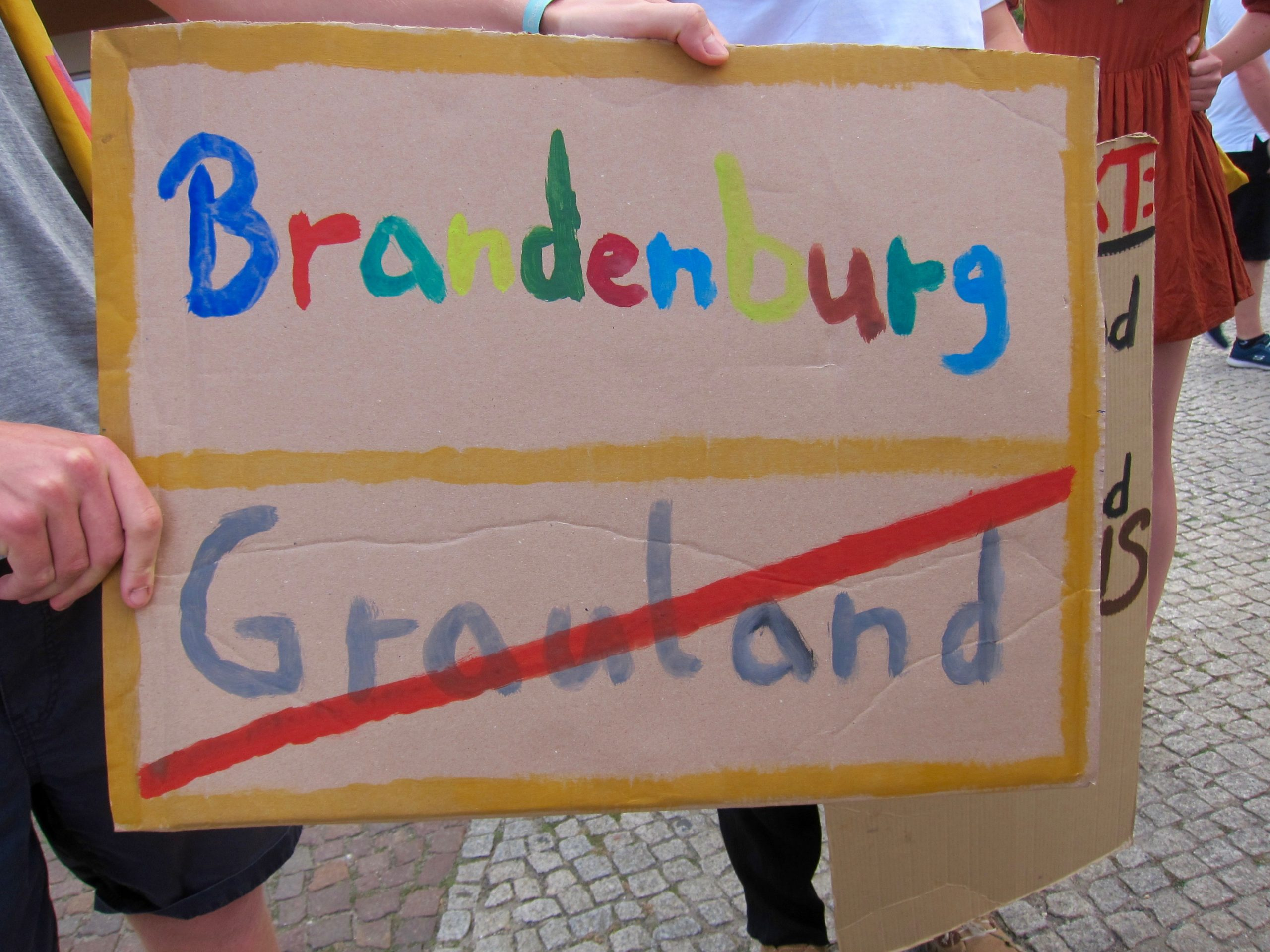 Brandenburg bunt